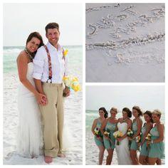 modern bride beach wedding