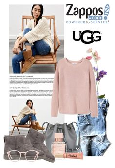 """""""The Icon Perfected: UGG Classic II Contest Entry"""" by gizaboudib ❤ liked on Polyvore featuring UGG, Coccinelle, Maison Francis Kurkdjian, Too Faced Cosmetics, UGG Australia, MANGO, Ace, ugg and contestentry"""