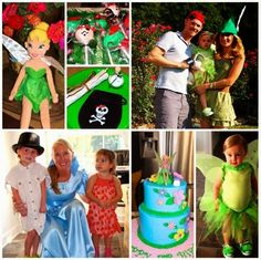 Peter Pan Birthday Party Theme--Catherine's Creations