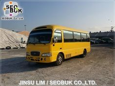 Used Buses 2003 Hyundai County (Long) for sale from S.Korea IB515632 Global Auto Trader's Marketplace - autowini.com [English]