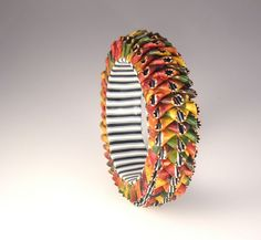 "bangle ""artichoke"" by Hoedlgut, via Flickr"