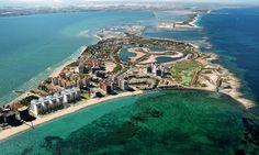 La Manga del Mar Menor - Murcia - Spain. - maybe ..... it was recommended by a friend?