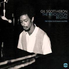 Gil Scott-Heron - Whitey On the Moon (Official Audio)