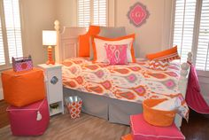 Shop www.leighdeux.com Dorm Decorations, Bedrooms, Shopping, Furniture, Home Decor, House, Decoration Home, Room Decor, Bedroom