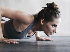 Die besten fünf Übungen für schlanke Arme