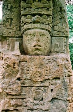 A study on the ruins of quirigua