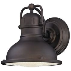 Buy the Westinghouse 6203400 Oil Rubbed Bronze Direct. Shop for the Westinghouse 6203400 Oil Rubbed Bronze Orson LED Outdoor Wall Sconce with Clear Prismatic Lens and save. Led Lantern, Outdoor Wall Lantern, Outdoor Wall Sconce, Wall Sconce Lighting, Outdoor Walls, Wall Sconces, Indoor Outdoor, Outdoor Barn Lighting, Outdoor Light Fixtures