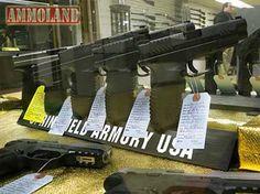 Gun Counter