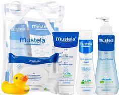 Mustela Bébé Bath Time Bubbles Set