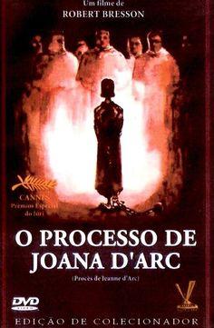 O processo de Joana d´Arc; drama; 1963; legendado; 65 min