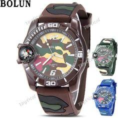 http://www.tinydeal.com/it/bolun-unisex-quartz-rubber-band-watch-watch-w-fake-compass-p-109650.html  (BOLUN)Chic Quartz Watch Analog Watch Wristwatch Timepiece with Rubber