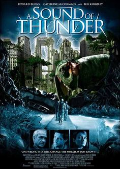 a sound of thunder all science and fiction movies a sound of thunder movie