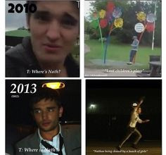 Some things never change.  The Wanted