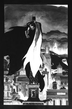 Batman by Tim Sale