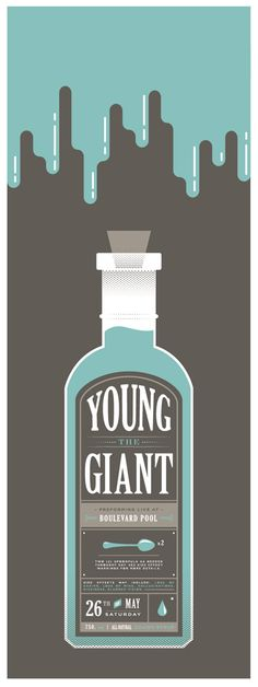 Young the Giant.  The song Cough Syrup is just irritating.  There aren't too many ways to say I hate something so...I hate this.