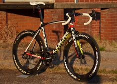 2013 Look 695 SR Pro Team with Super Record and Mavic Cosmic 80 168 #flickr #roadie