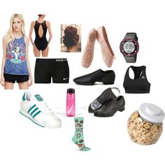 Essentials For dance