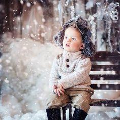 детская зимняя фотосессия - Поиск в Google