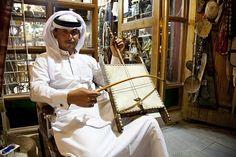 Doha--souk Waqif shops