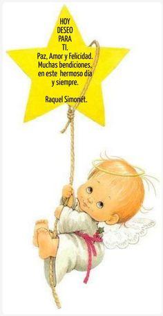 Check out my new PixTeller design! :: Hoy deseoparati.paz, amor y felicidad.muchas bendiciones,e...