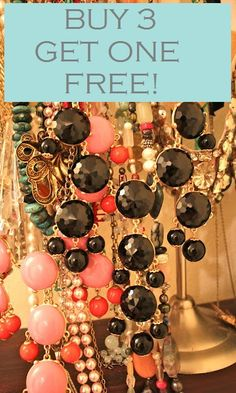 Gorgeous statement bubble necklaces
