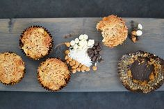7 Layer Magic Cupcakes