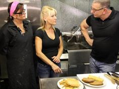Robert Irvine on Restaurant: Impossible