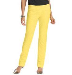 Marisa Straight Leg Pants in Leopard Print Jacquard - LOFT #repintowinyorkdale