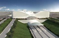 Denver International Airport in United States
