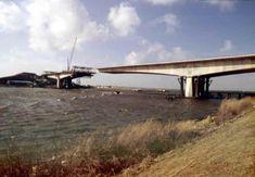 Stichtse brug in aanleg