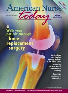 American Nurse Today Magazine