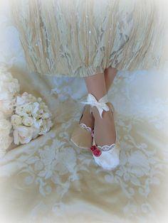 Hey, I found this really awesome Etsy listing at https://www.etsy.com/listing/202963219/flat-wedding-shoe-flat-bridal-shoe-ivory