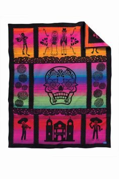 Day of the Dead Pendleton Blanket!