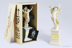 Sculpture by Royal River Design Group Carpeaux, Sculpture, Bookends, Coffee, River, Group, Design, Home Decor, Kaffee