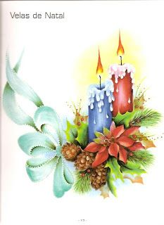 Discussion on LiveInternet - Russian Service Online… Christmas Past, Christmas Candles, Christmas Pictures, Christmas Crafts, Christmas Decorations, Christmas Ornaments, Christmas Clipart, Vintage Christmas Cards, Xmas Cards