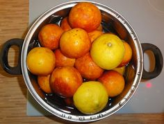 Jak uvařit staroanglickou pomerančovou marmeládu