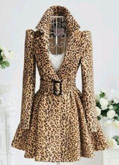 Beautiful overcoat