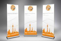 #RollUp #Messedesign #Displays #Berlin #CorporateDesign