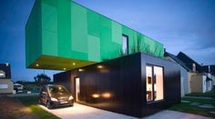Impressive shipping containers homes