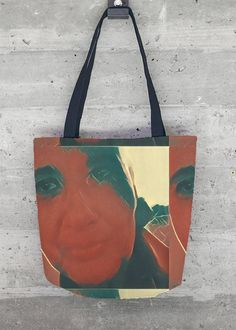 A beautiful and unique tote bag that is perfect for your collection! Shop artistic tote bag's created by designers all around the world. Original Artwork, Cool Style, Fire, Tote Bag, Bags, Collection, Artist, Fashion Tips, Products