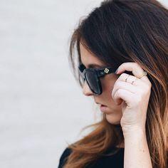 Sleek shades and layered jewels #allineed #ootd #styledbyNOIR