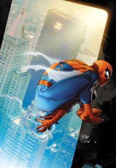 Spider-Man by Pasqual Ferry #Spidey