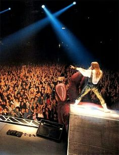 Somewhere in time tour live