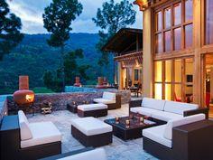 Punakha Hotel, Bhutan