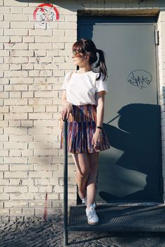 Look Berlim: toda menininha e confortável | Danielle Noce