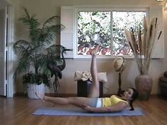 Pilates Full Body Workout