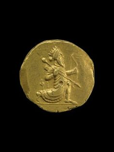 Trophonius greek mythology god bee pin hive button skep for Pleasant hill coin and jewelry