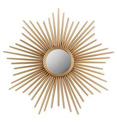 Mini Sunburst Mirror Rejuvenation - love this too