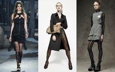 Stil Dolabım : 2016-17 Sonbahar Kış Trendi: Dantel Taytlar