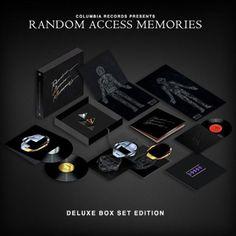 Daft Punk – RAM Deluxe Box Set Edition